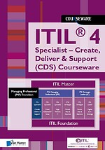 ITIL® 4 Specialist – Create, Deliver & Support (CDS) Courseware