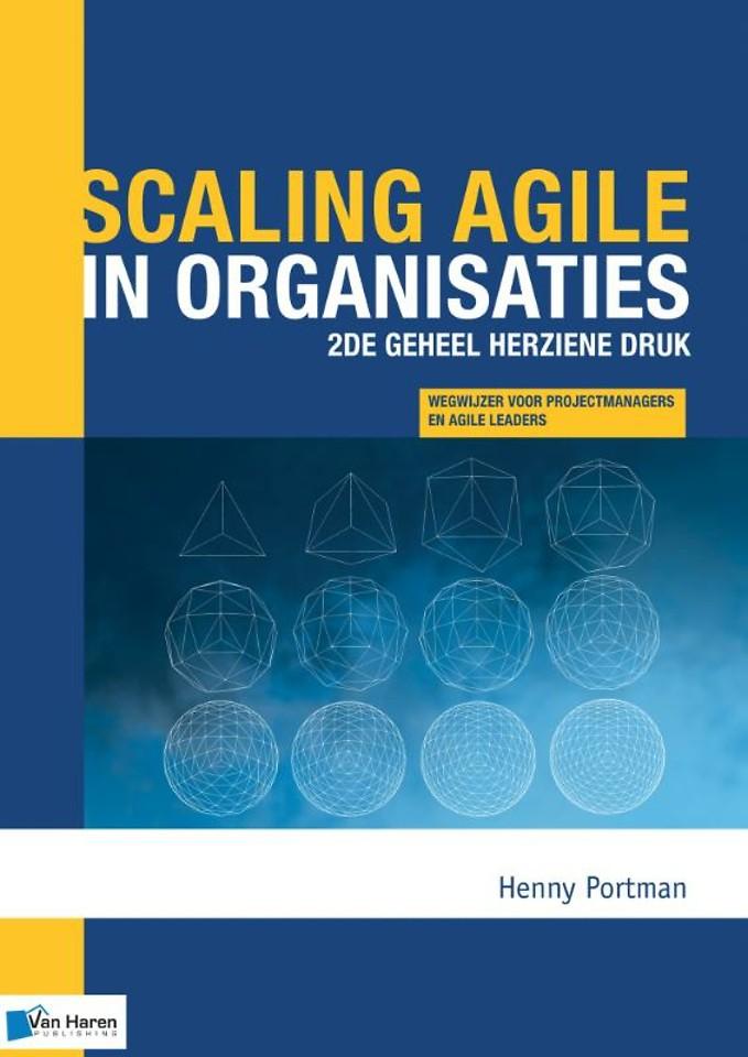 Scaling agile in organisaties