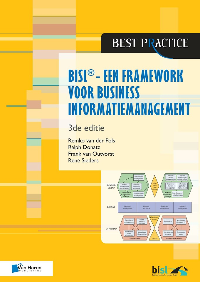 BiSL – Een Framework voor business informatiemanagement