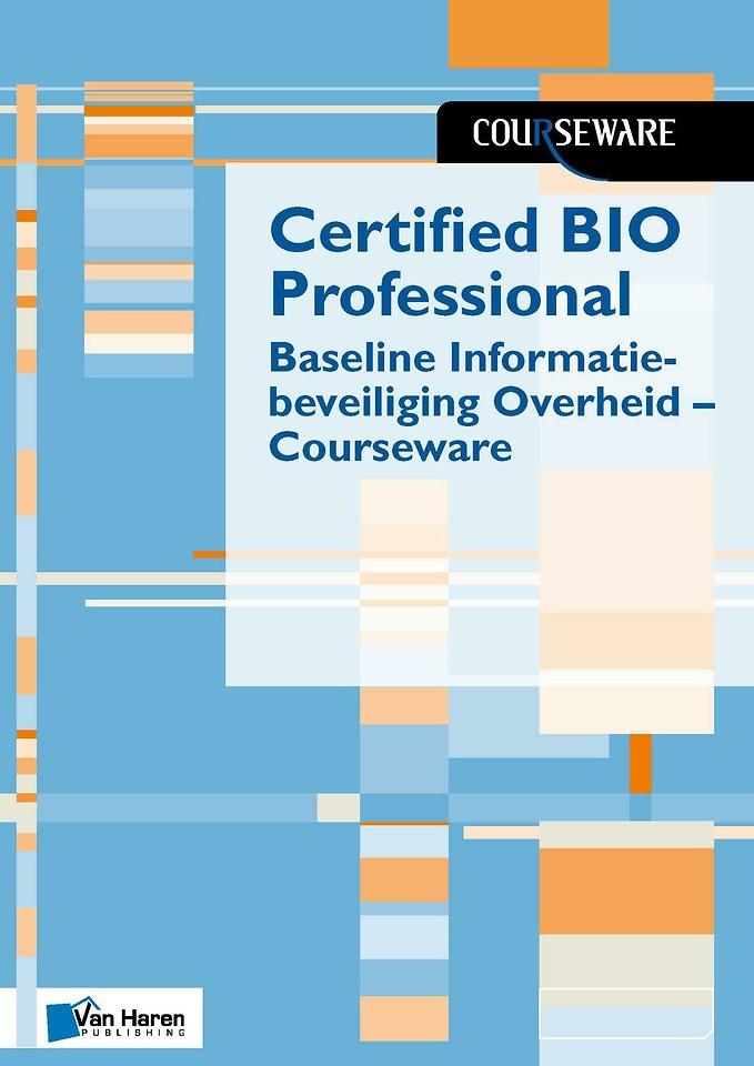 Certified BIO Professional - Baseline Informatiebeveiliging Overheid - Courseware