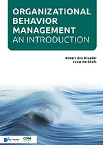 Organizational Behavior Management - An introduction