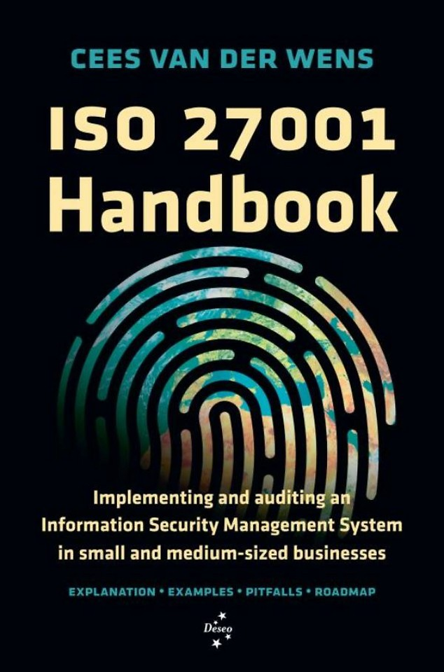 ISO 27001 handbook