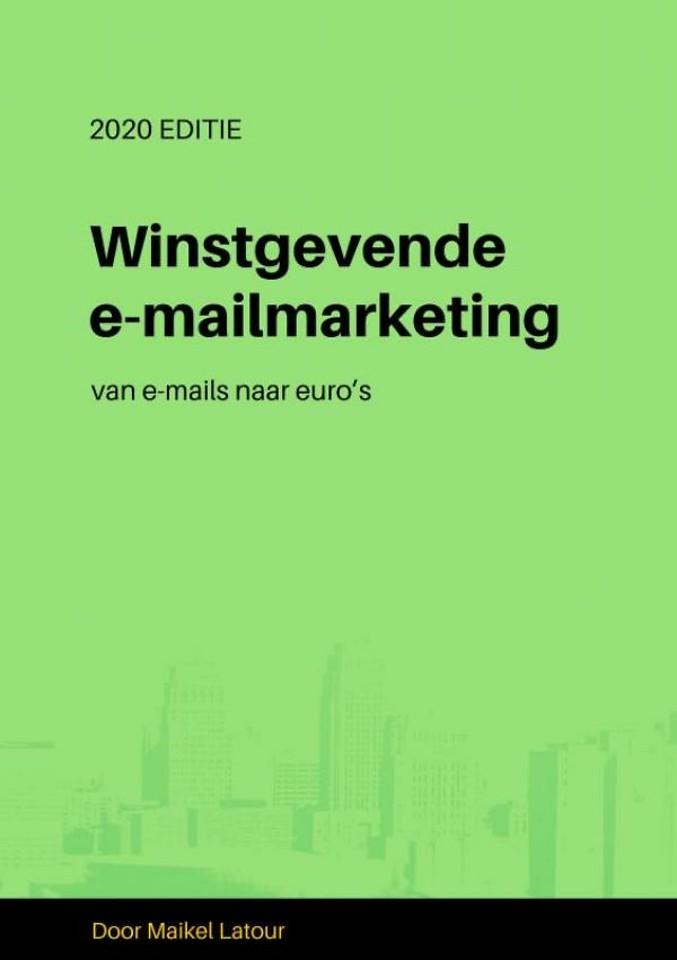Winstgevende e-mailmarketing