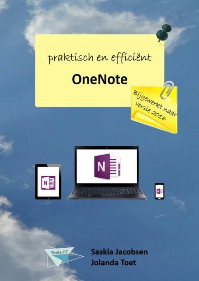 OneNote, praktisch & efficiënt