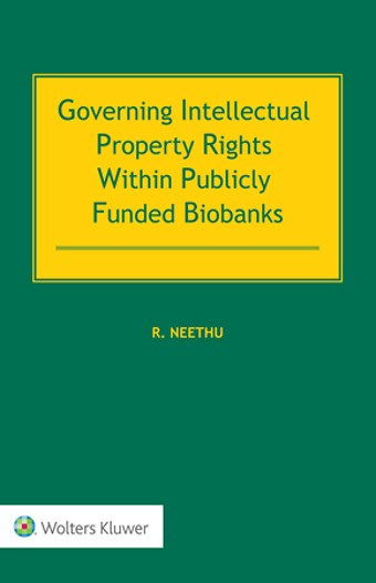 Governing Intellectual Property Rights Within Publicly Funded Biobanks