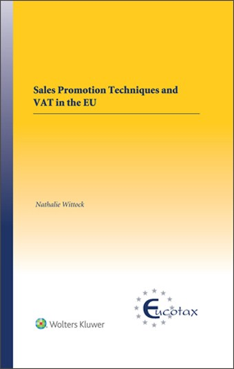 Sales Promotion Techniques and VAT in the EU
