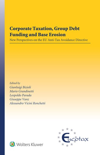 Corporate Taxation, Group Debt Funding and Base Erosion
