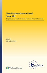 New Perspectives on Fiscal State Aid