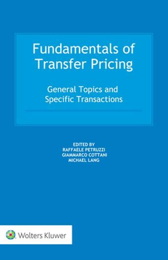 Fundamentals of Transfer Pricing