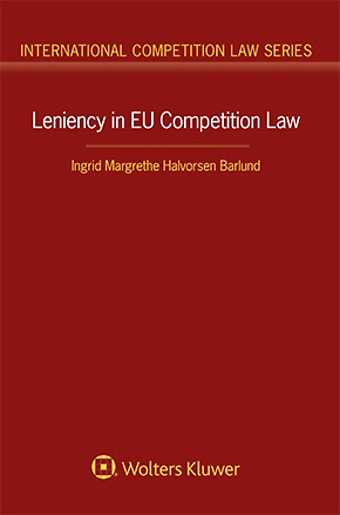 Leniency in EU Competition Law