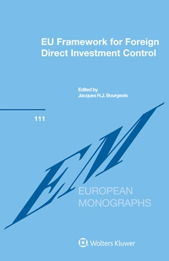 EU Framework for Foreign Direct Investment Control