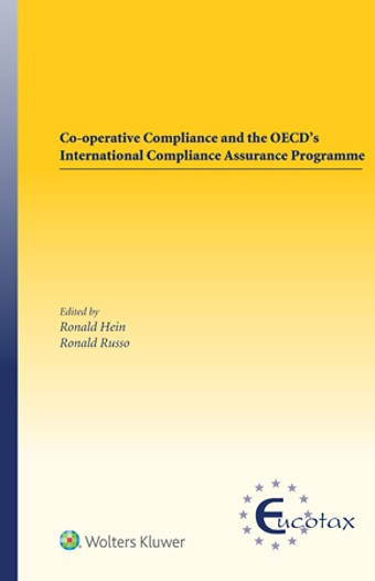 Co-operative Compliance and the OECD's International Compliance Assurance Programme