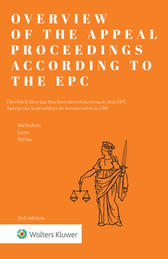 Overview of the Appeal Proceedings according to the EPC