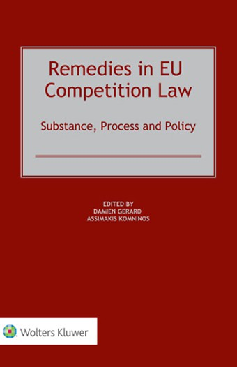 Remedies in EU Competition Law