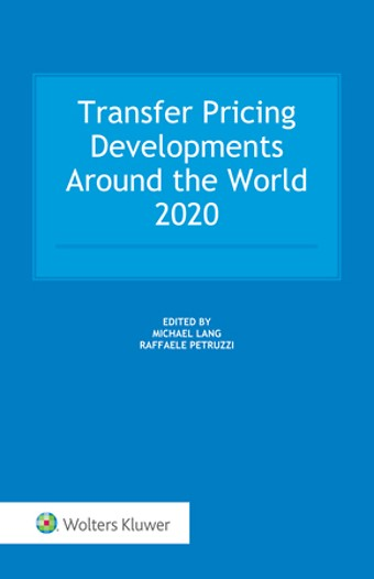 Transfer Pricing Developments Around the World 2020