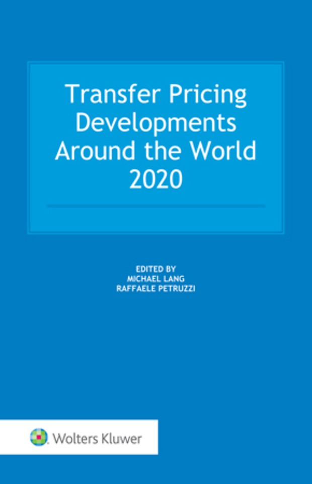 Transfer Pricing Developments Around the World 2020