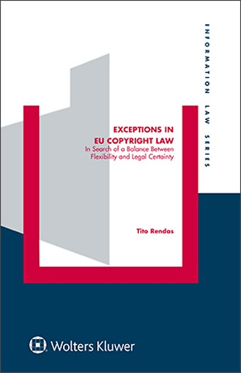 Exceptions in EU Copyright Law