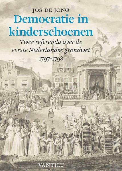 Kinderschoenen 29.Democratie In Kinderschoenen Door Jos De Jong Boek Jongbloed Nl