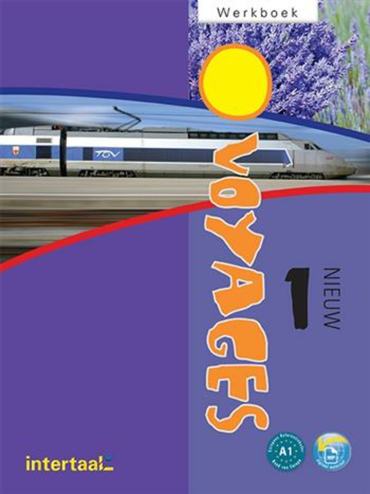 Voyages nieuw werkboek - 1