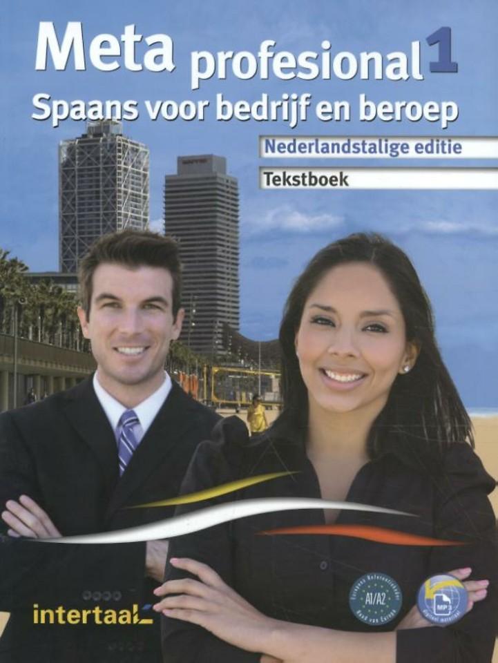 Meta profesional 1 Tekstboek