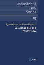 Sustainability and Private Law