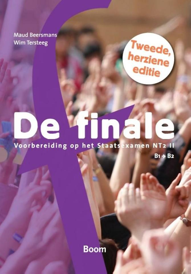 De Finale- Voorbereiding op het Staatsexamen NT2 II - Herziene editie