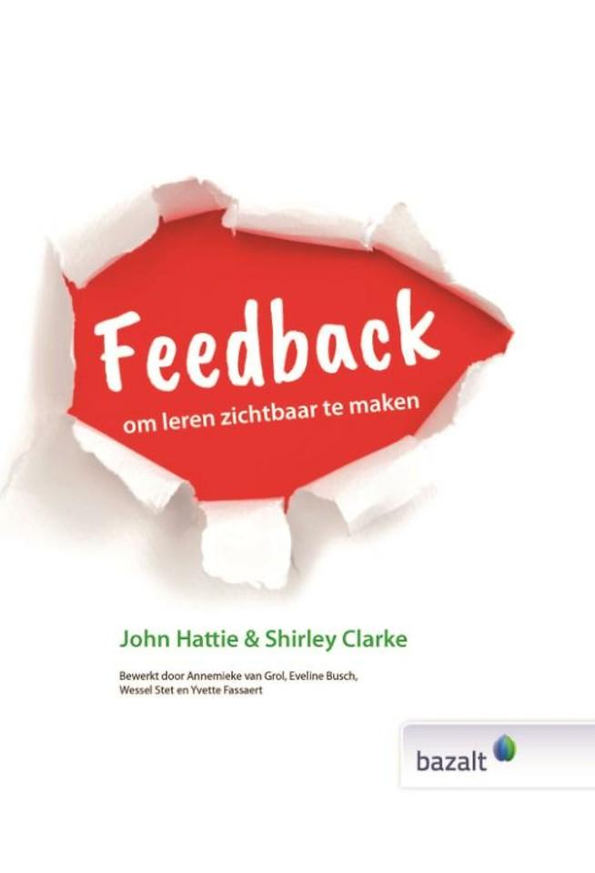 Feedback om leren zichtbaar te maken