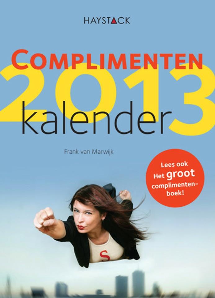 Complimentenkalender 2013
