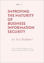 Improving the Maturity of Business Information Security