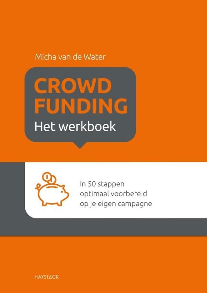 Crowdfunding, het werkboek