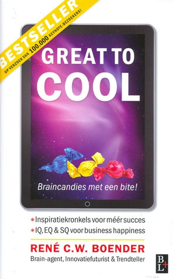 Great to Cool (gebonden editie)