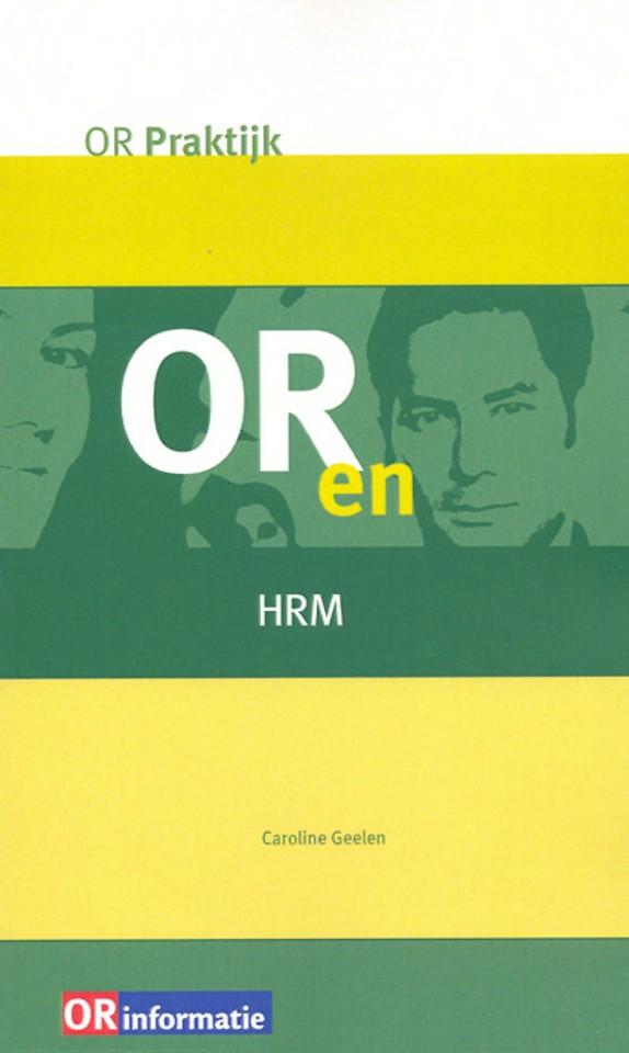 OR en HRM