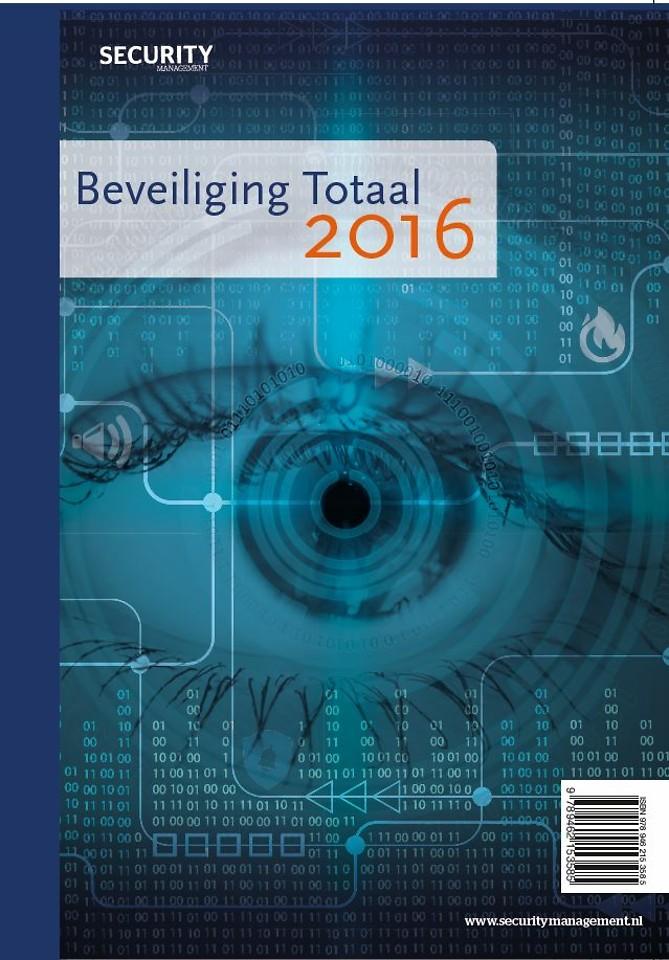 Jaarboek Beveiliging Totaal 2016