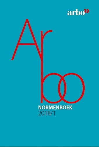 Arbonormenboek 2018/1