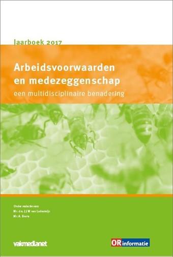 Jaarboek Arbeidsvoorwaarden en medezeggenschap 2017