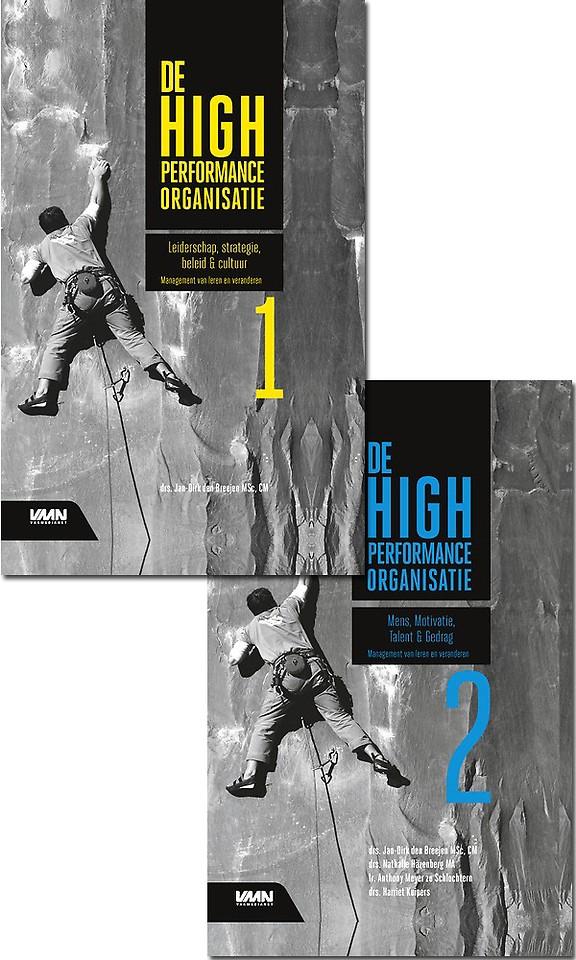 De High Performance Organisatie deel 1 + deel 2