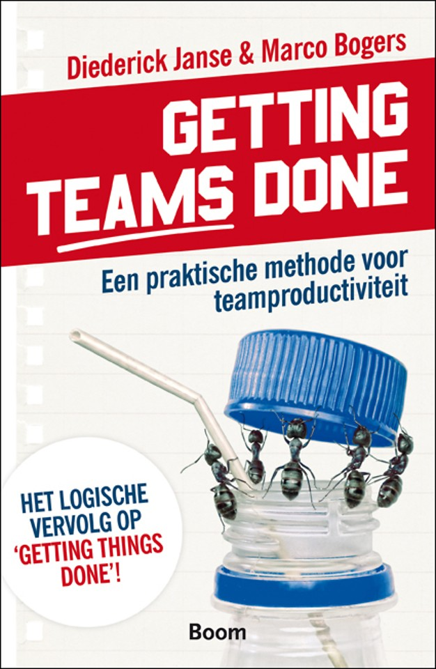 Getting teams done