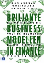 Briljante businessmodellen in finance