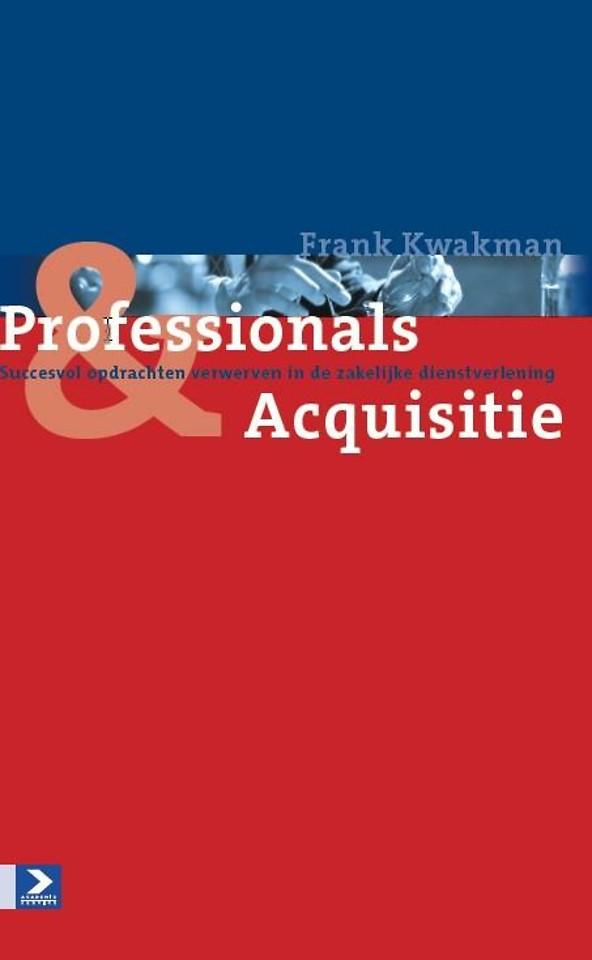 Professionals & acquisitie