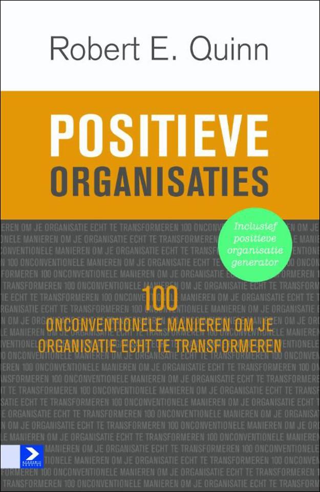 Positieve organisaties