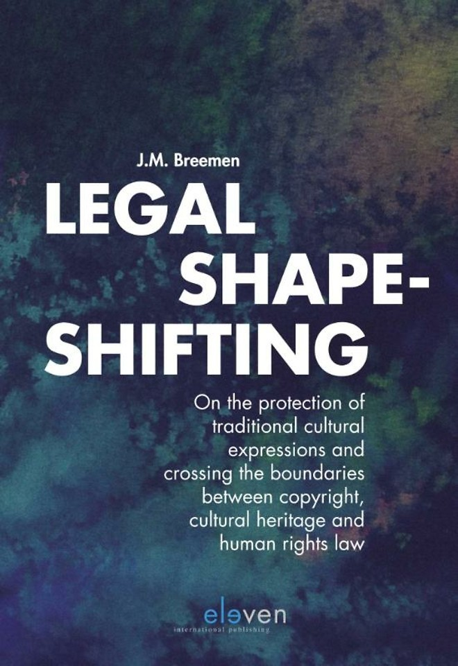Legal Shape-shifting