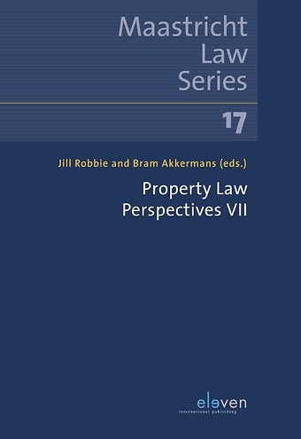 Property Law Perspectives VII