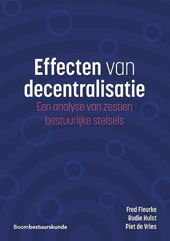 Effecten van decentralisatie