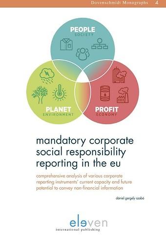Mandatory Corporate Social Responsibility Reporting in the EU