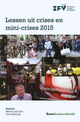 Lessen uit crises en mini-crises 2015