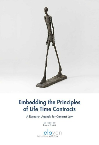 Embedding the Principles of Life Time Contracts