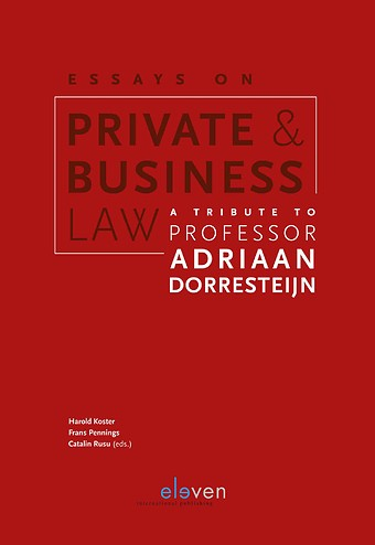 Essays on Private and Business Law