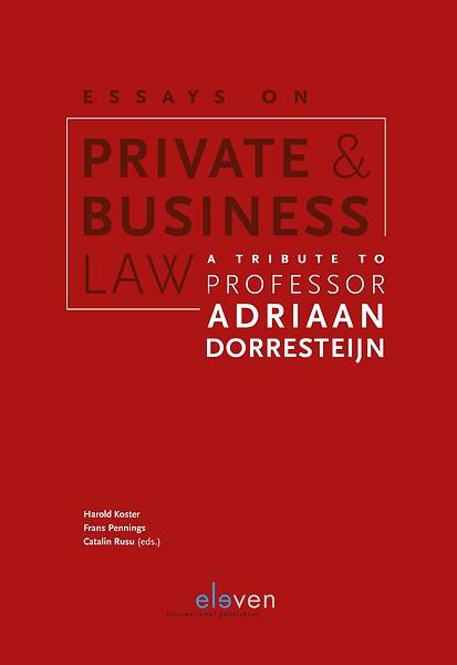 Essay on international business law