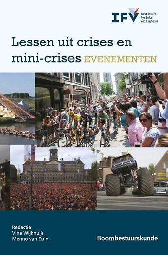 Lessen uit crises en mini-crises - Evenementen
