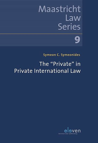 "The ""Private"" in Private International Law"